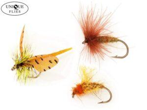 Unique Jukka Tapio Dry Flies