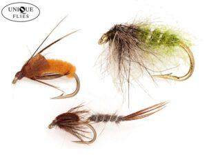 Unique Jukka Tapio Wet Flies