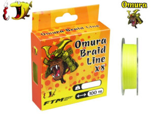 FTM Omura Braid Line X8