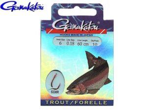 Gamakatsu Trout Rig BKS-5330R