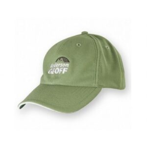 Geoff Anderson Cap Light Green