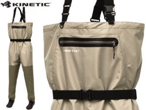 Kinetic DryGaiter åndbar waders-LK