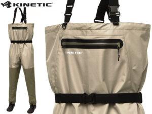 Kinetic DryGaiter åndbar waders-MK