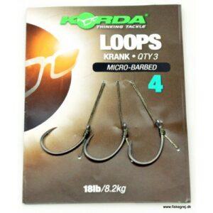 Korda Loops Krank