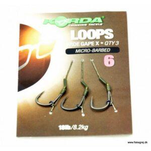 Korda Loops Wide Gape X