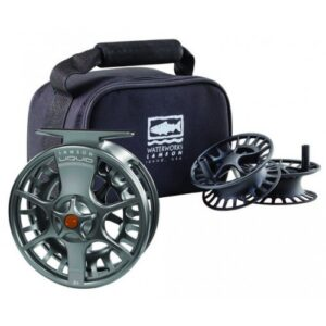 Lamson Liquid 3-Pack Smoke