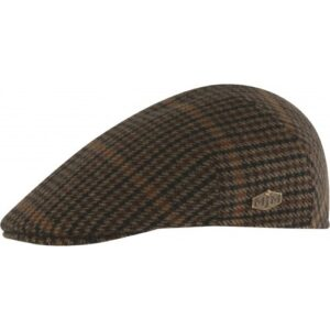 MJM Country Wool Mix 2023 Green Check