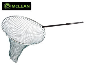 McLean Bronze Series Folding Telescopic Net Long/Large