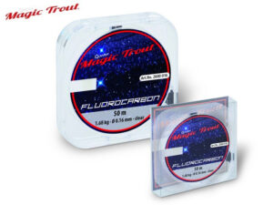 Quantum Magic Trout Fluorocarbon 50m