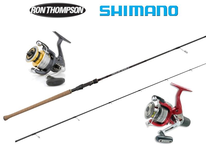 Ron Thompson/Shimano spin combo