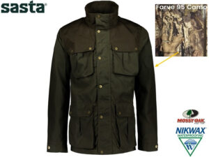 Sasta Pointer Camo jakke - Str. M