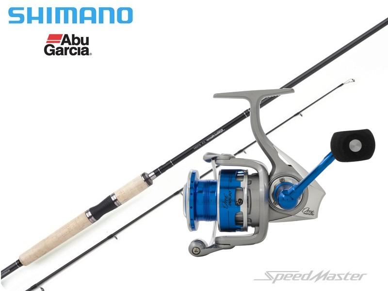 Shimano Speedmaster/ABU Orra 2 Combo