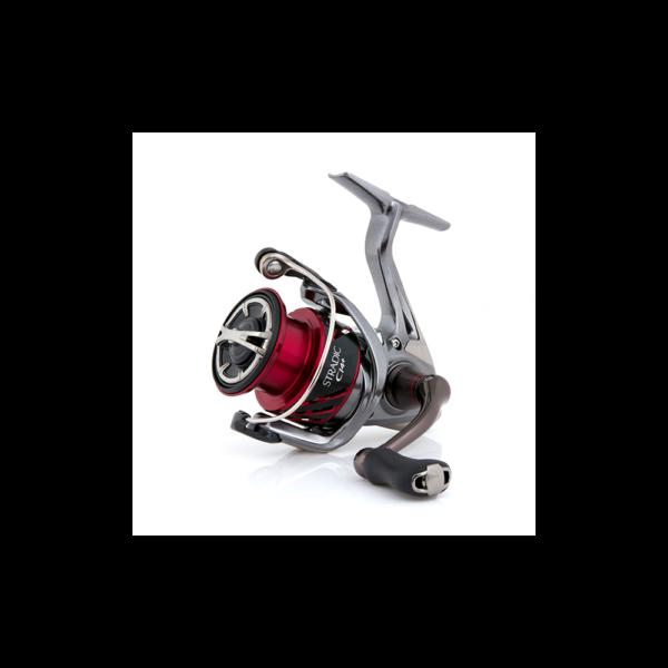 Shimano Stradic Ci4+ Fb 4000 Xg - Fastspolehjul