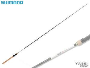 Shimano Yasei Jerkbait AX Casting 200cm 70-110 gr.