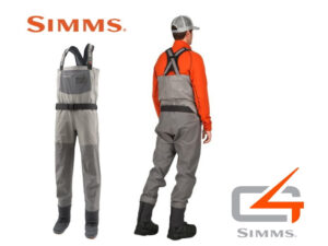 Simms G4 Pro Stockingfoot Waders 2020