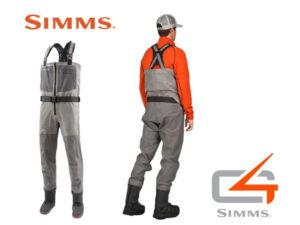 Simms G4Z Stockingfoot Waders 2020