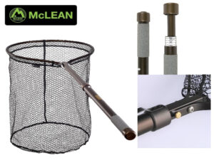 McLean Weigh-Net Hinged Telescopic