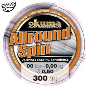 Okuma Allround Line 300m