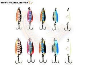 Savage Gear Nails Micro Spoon kit