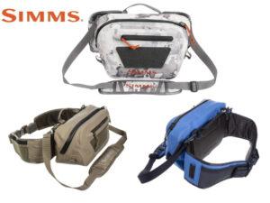 Simms Dry Creek Z Hip Pack 10L