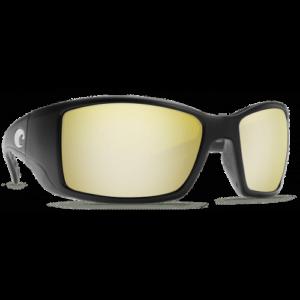 Costa Blackfin 580P Matte Black/Sunrise Silver Mirror