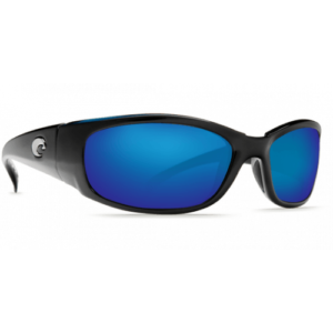 Costa Hammerhead 580P Shiny Black/Blue Mirror