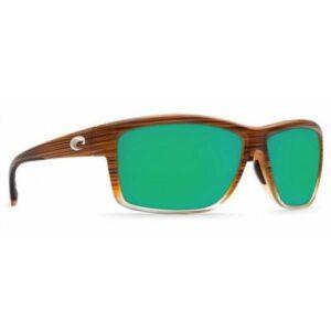 Costa Mag Bay 580P Wood Fade/Green Mirror