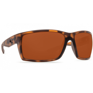 Costa Reefton 580P Matte Retro Tortuise/Copper