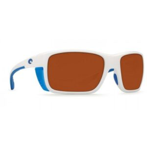 Costa Rooster 580P White with blue logo//Copper