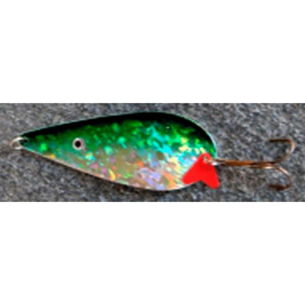 Westland Monty Geddeblink 24 Gr Sølv/grøn - Blink