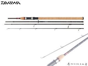 Daiwa Ninja X Spinning 4pc