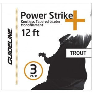 Guideline Power Strike 12' 3-pack