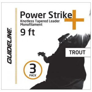 Guideline Power Strike 9' 3-pack