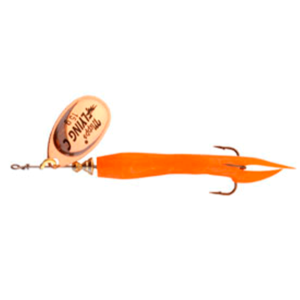 Mepps Aglia Fly C 15 Gr Fluo Orange/copper - Spinnere