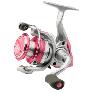 Okuma Pink Pearl V2 3000 - Fastspolehjul