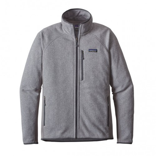 Patagonia Performance Better Sweater Feather Grey