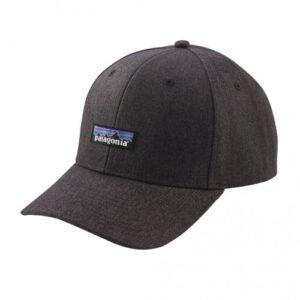 Patagonia Tin Shed Hat P-6 Logo:Ink Black