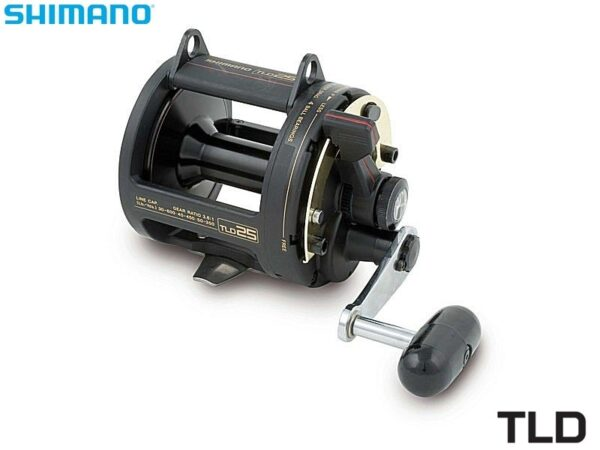 Shimano Lever Drag TLD 25