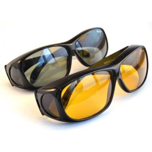 Xstream Cover Solbrille Yellow