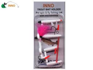 INNO Trout Bait Holder System - Hvid Floating