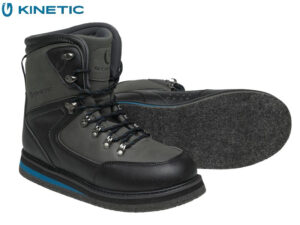 Kinetic GravelGaiter Wading Boot Felt