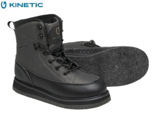 Kinetic RockGaiter Wading Boot II Felt