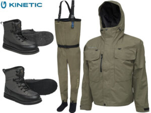 Kinetic komplet waders combo