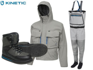 Kinetic komplet waders combo Lux