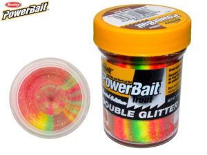 PowerBait Extra Scent Double Glitter Twist