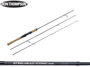 Ron Thompson Steelhead Iconic Travel Spin