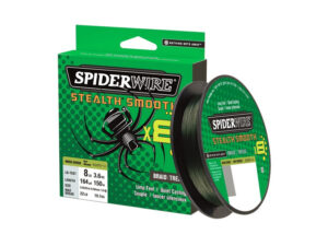 Spiderwire Stealth Smooth 8 Moss Green - 300m