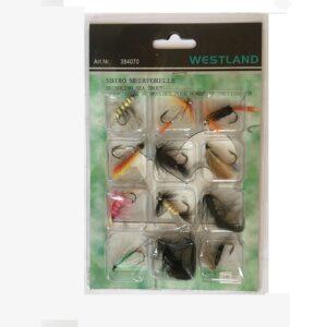 Westland Sea Trout Pack - Fluer