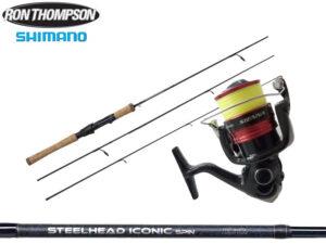 Ron Thompson 7'/Shimano UL combo
