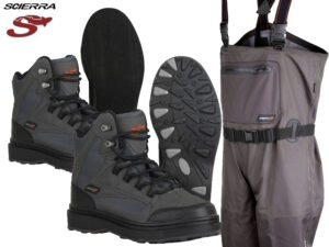Scierra X-16000 Chest Wader Combo